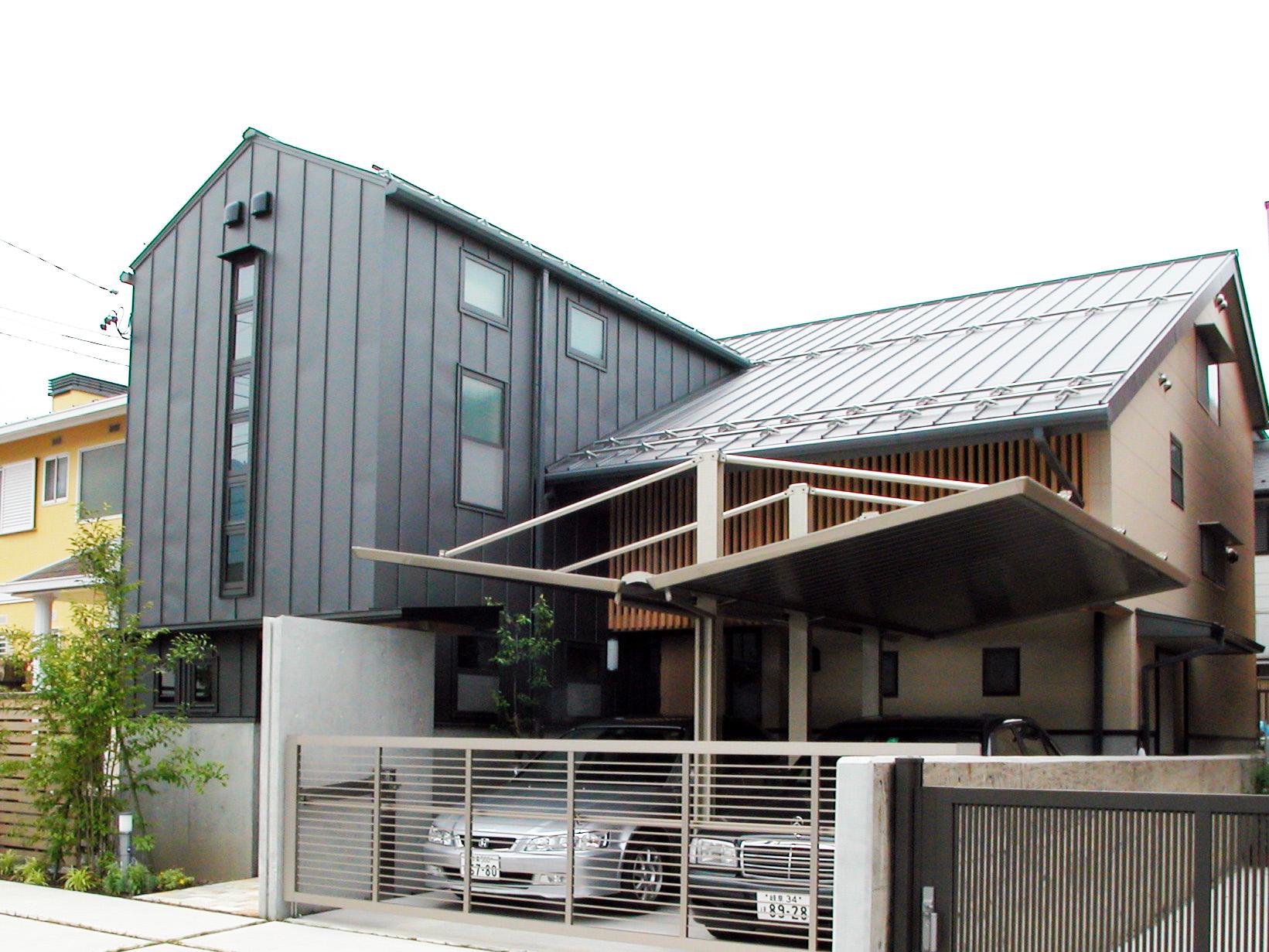 福光の住宅