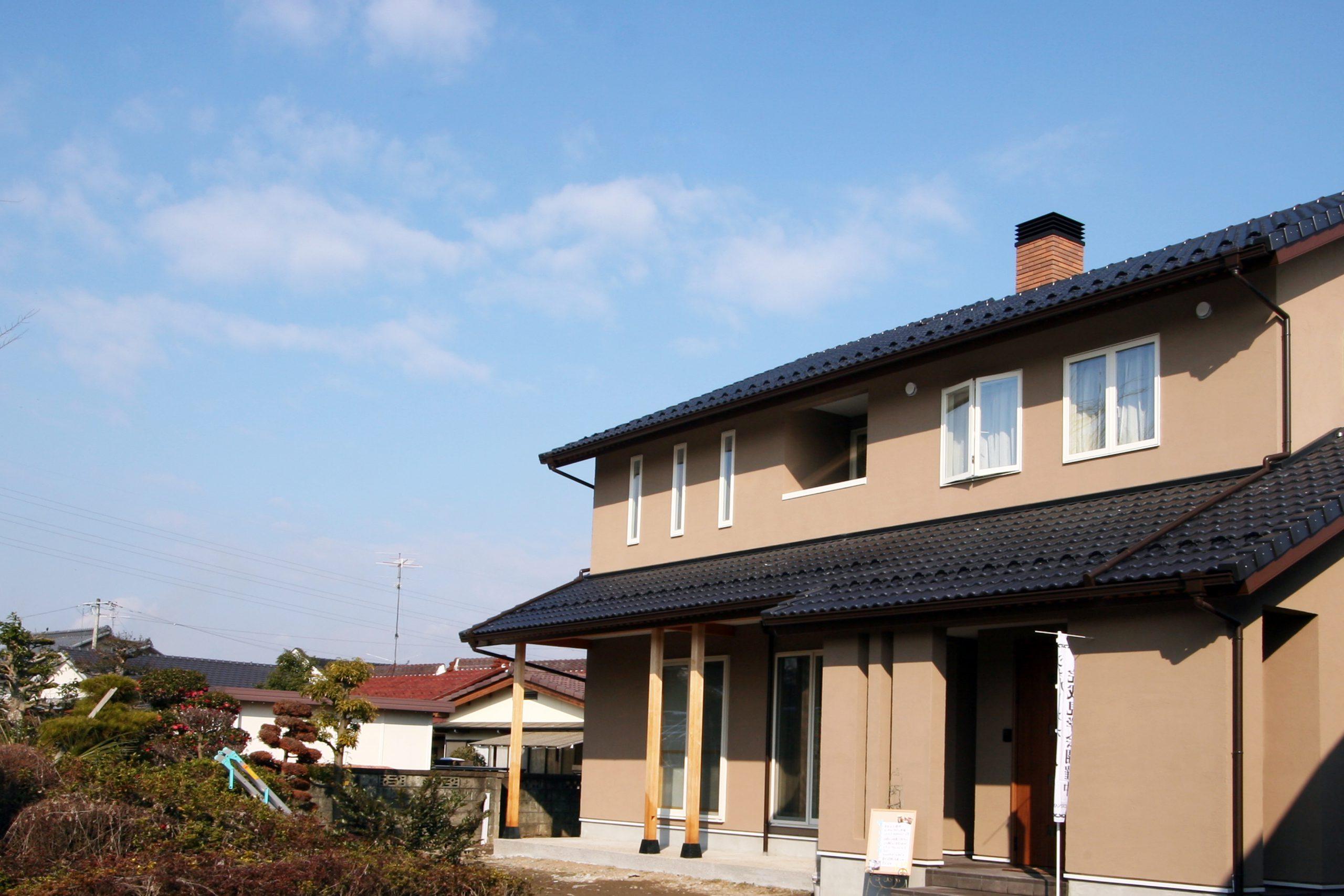 大野の住宅