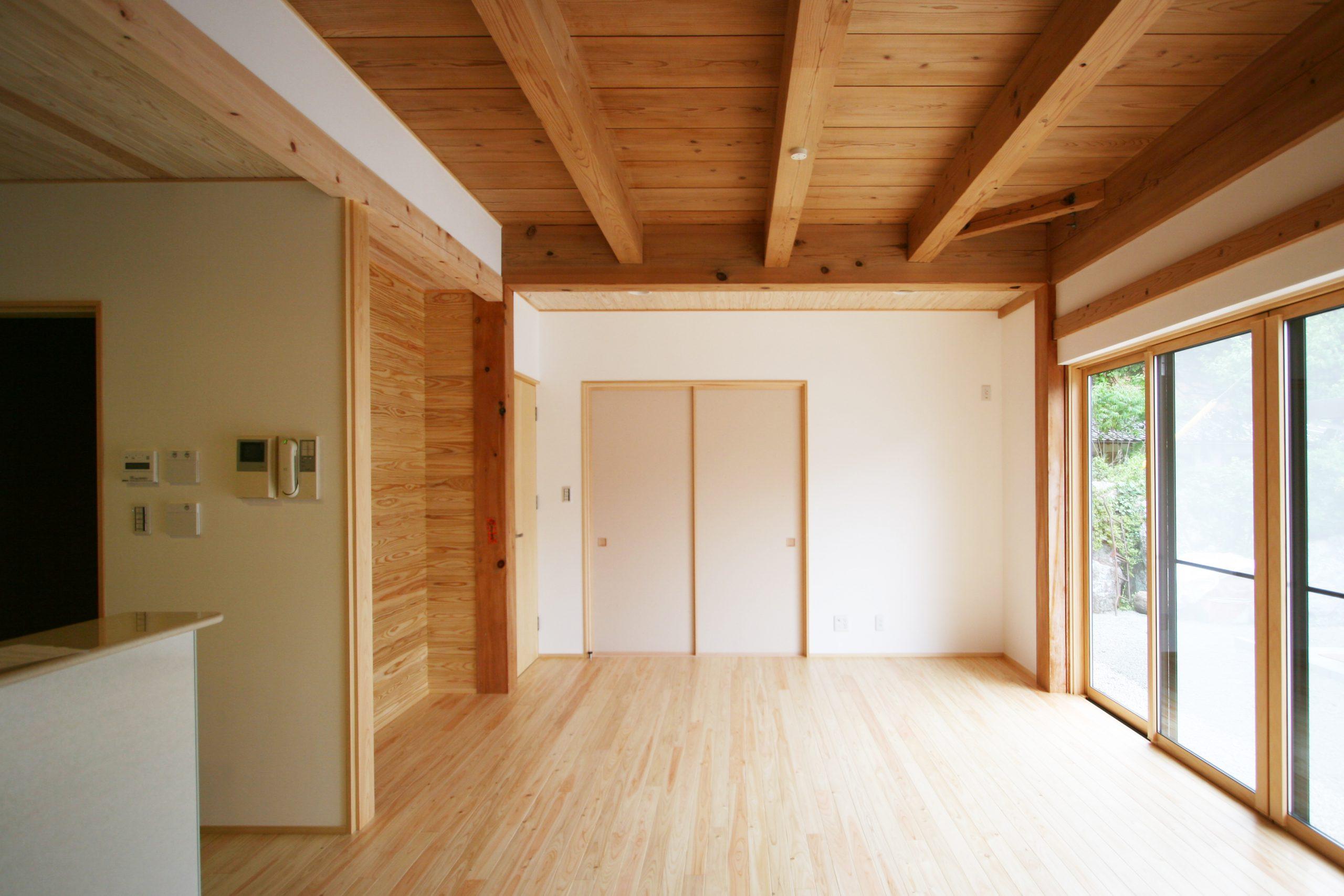 谷汲の住宅耐震リフォーム