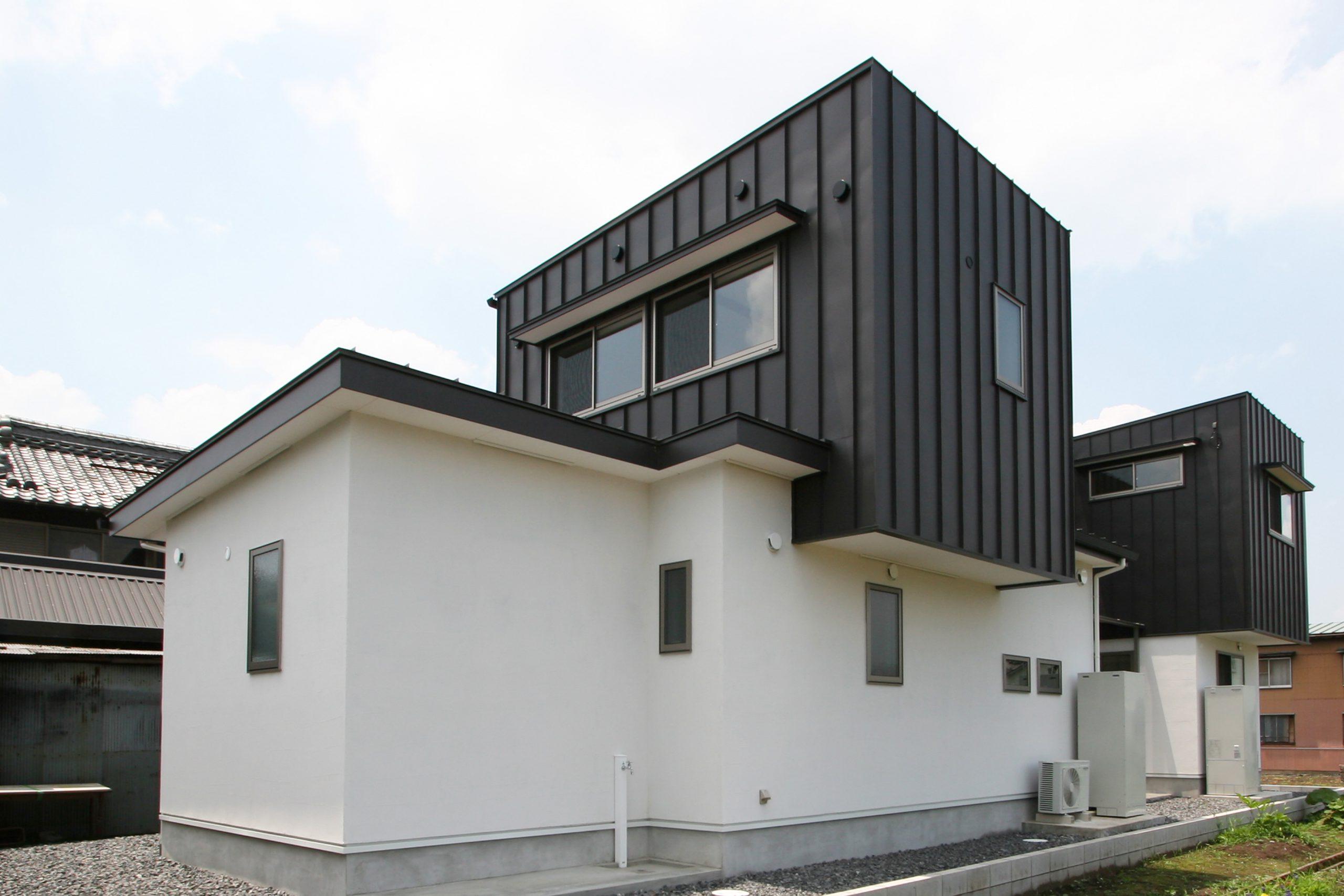 下有知の住宅