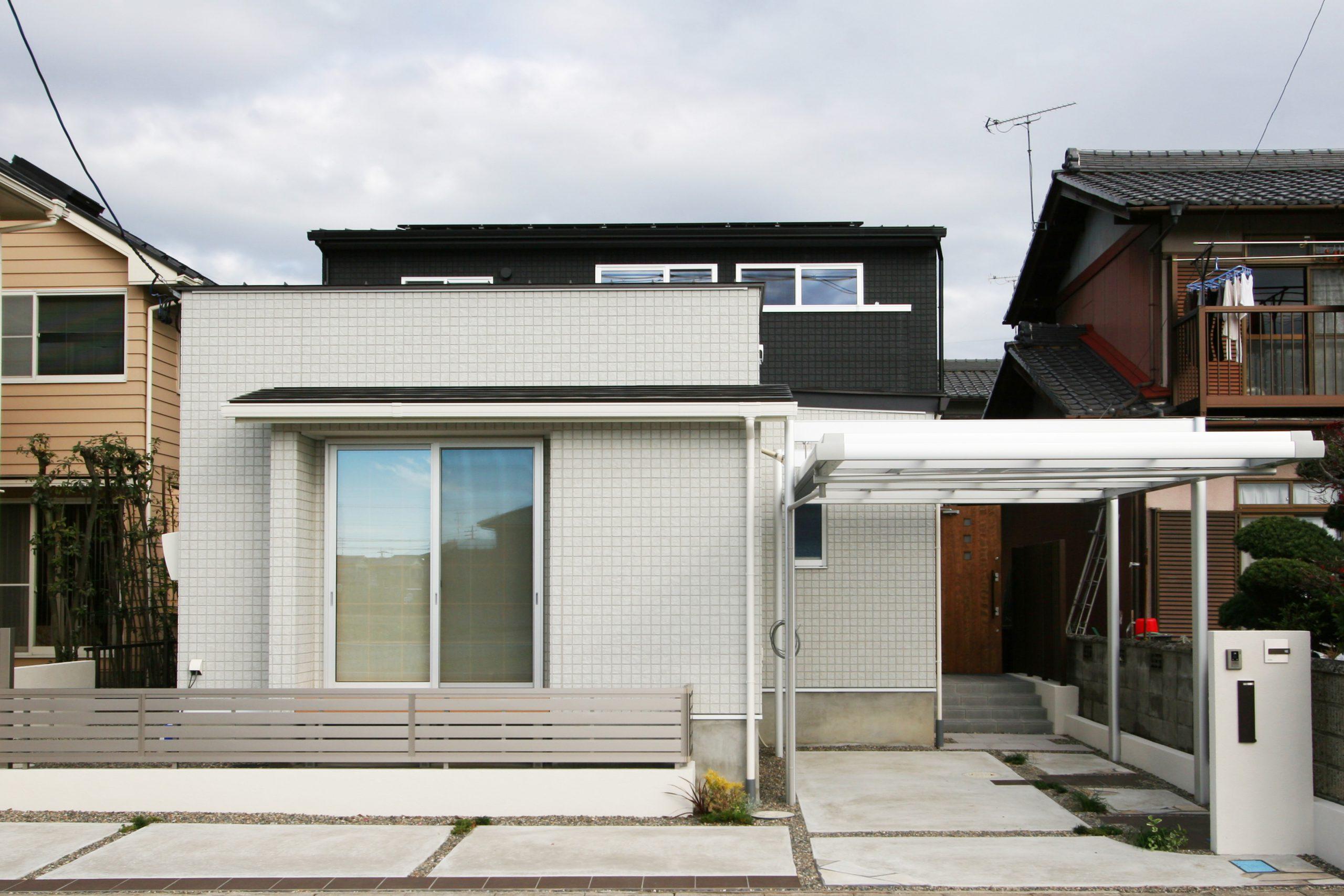 本田の住宅