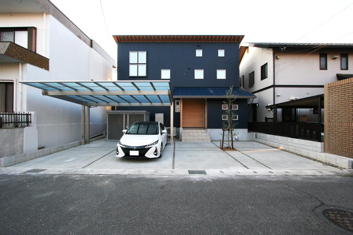 手力の住宅