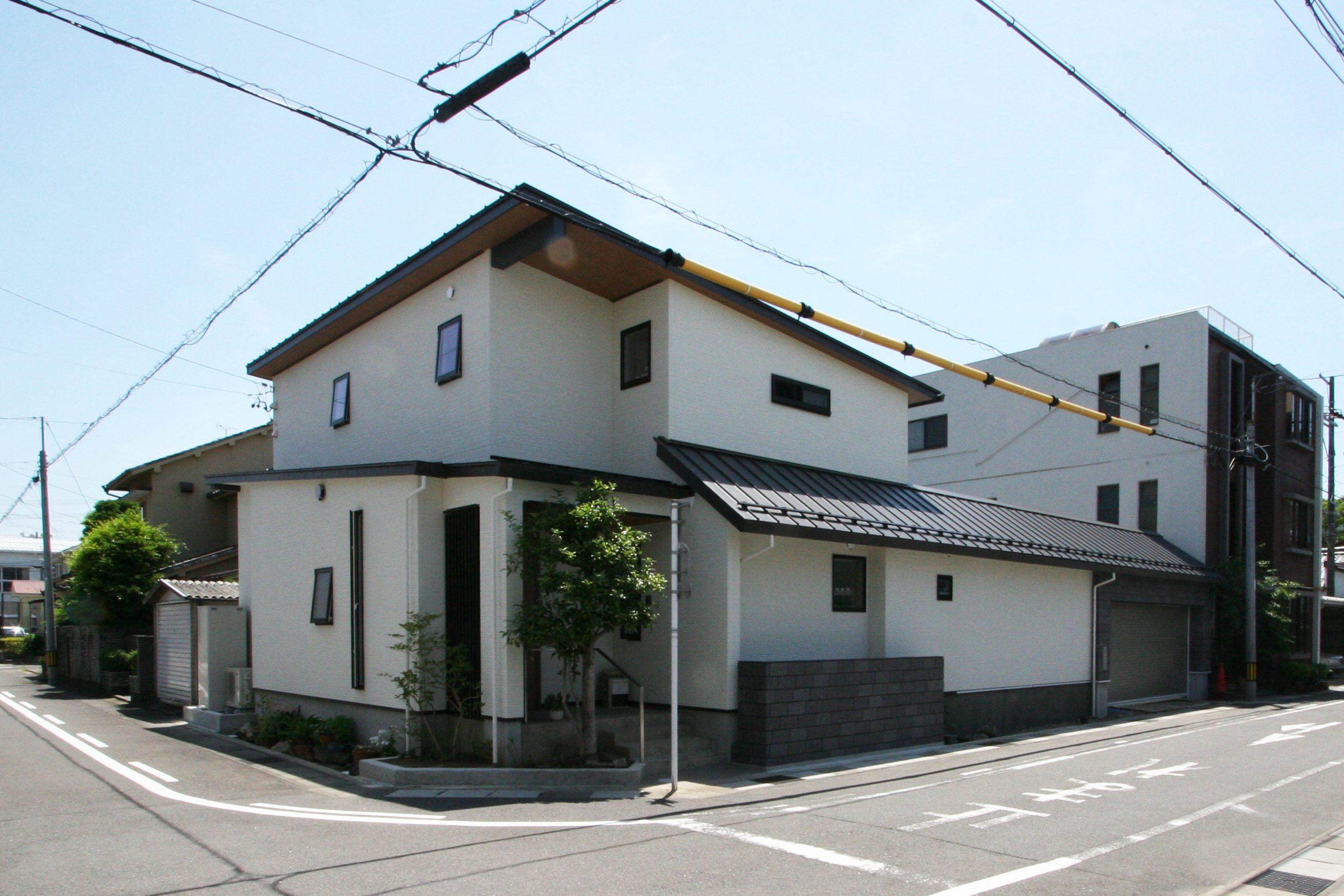 本郷の住宅