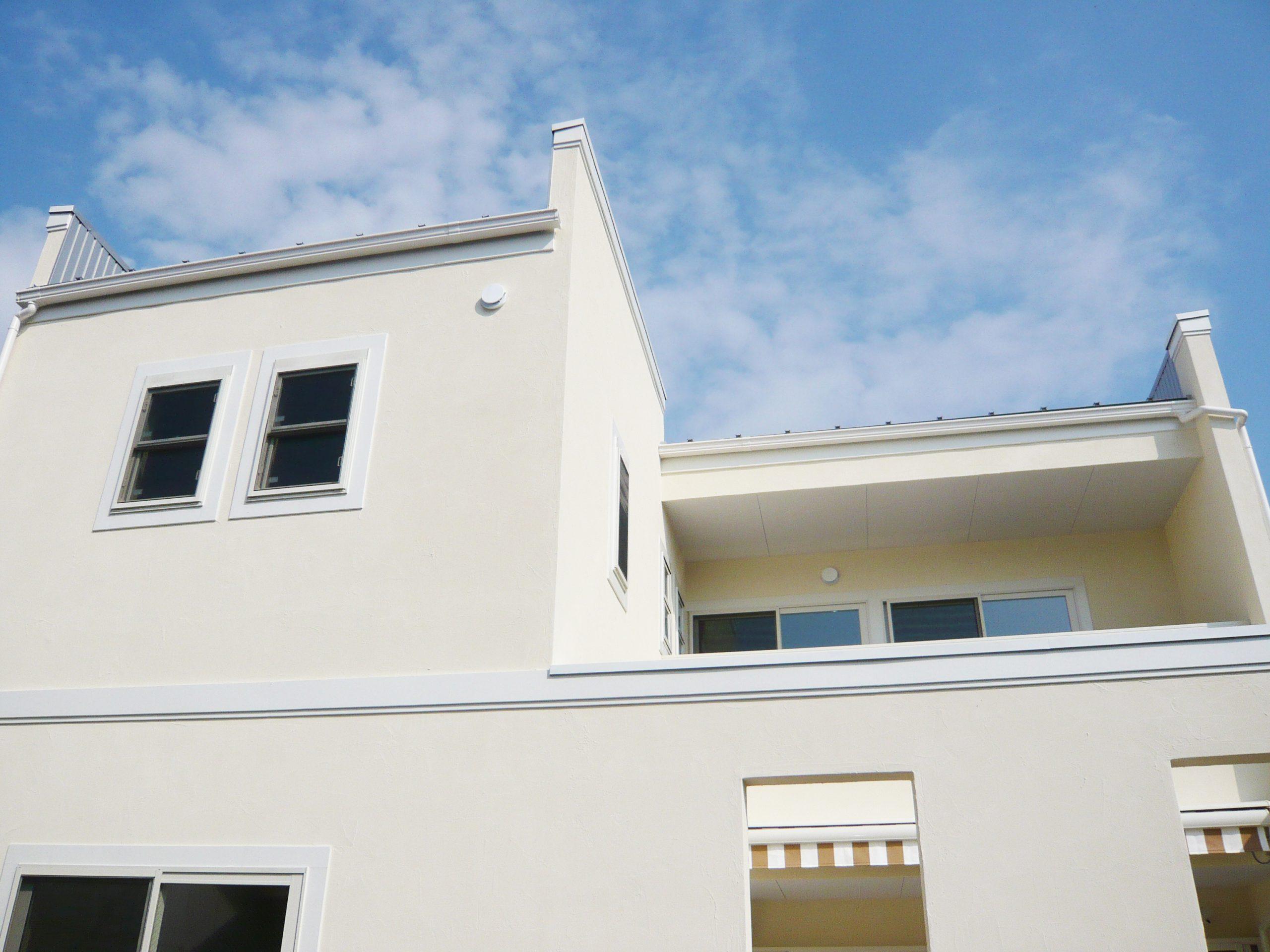 日光の住宅