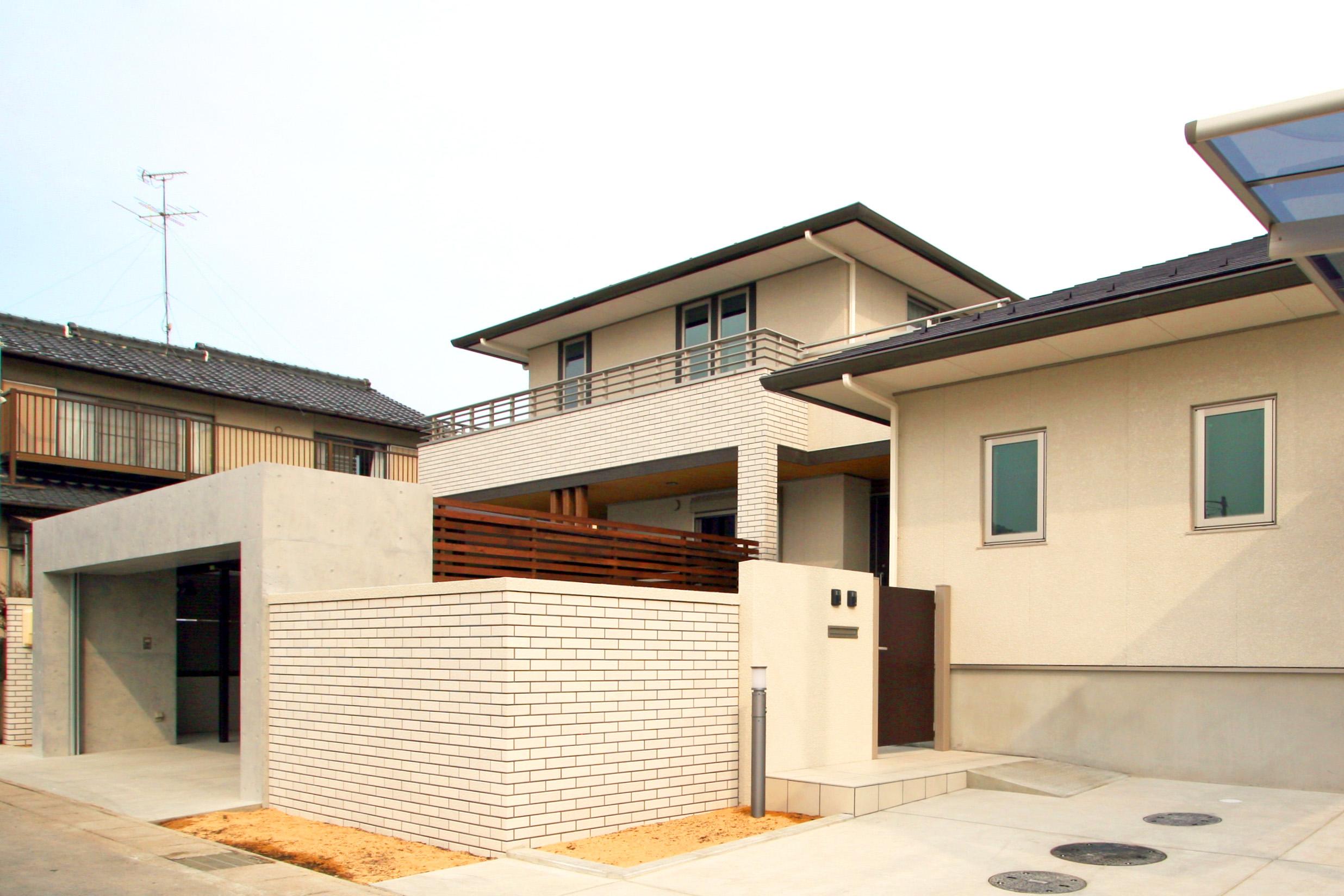 芦原町の住宅