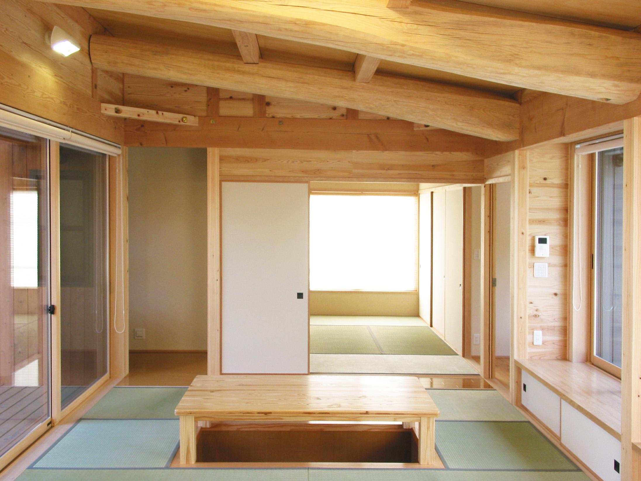 関ノ上の住宅