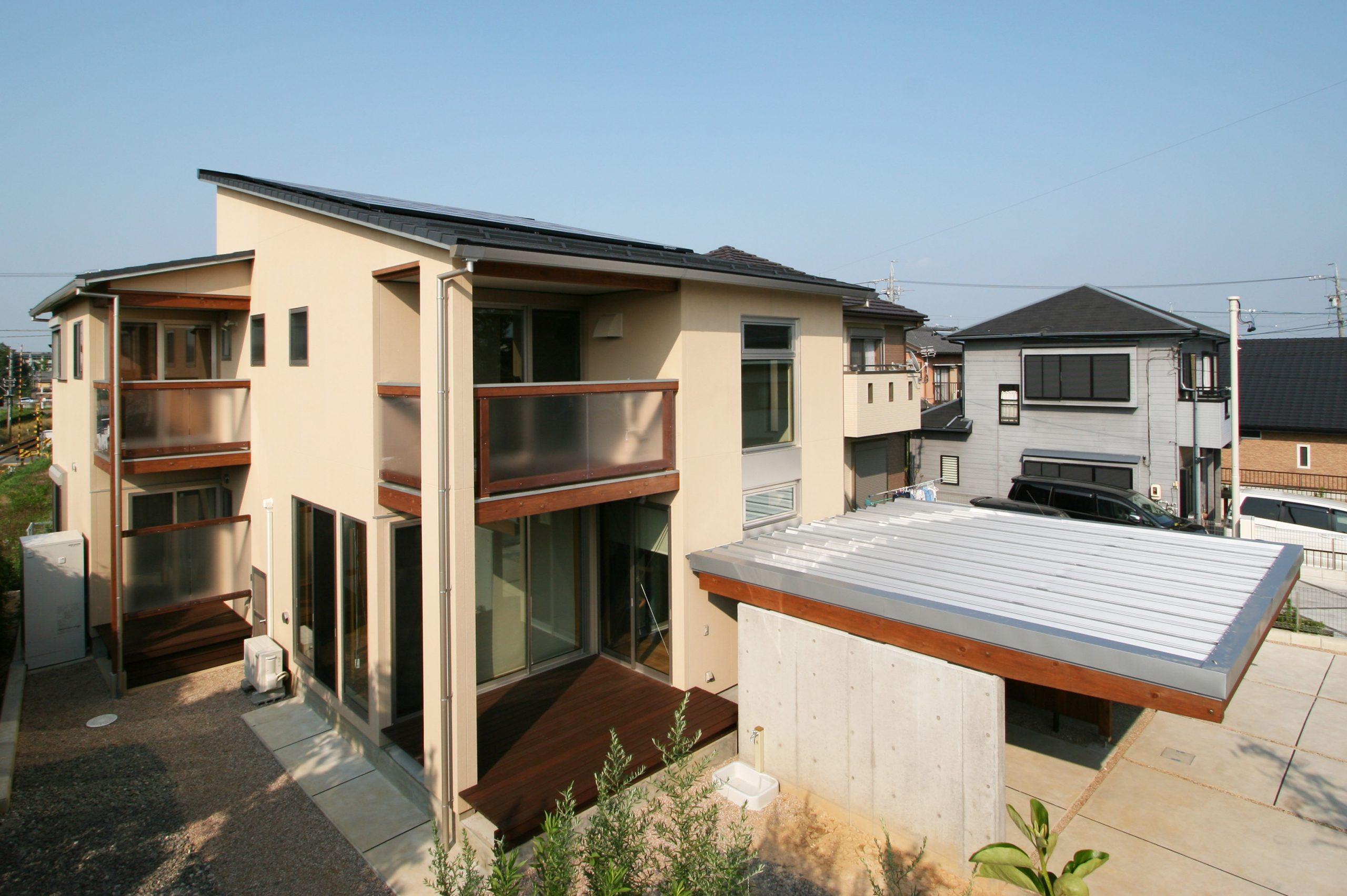 豊田の住宅