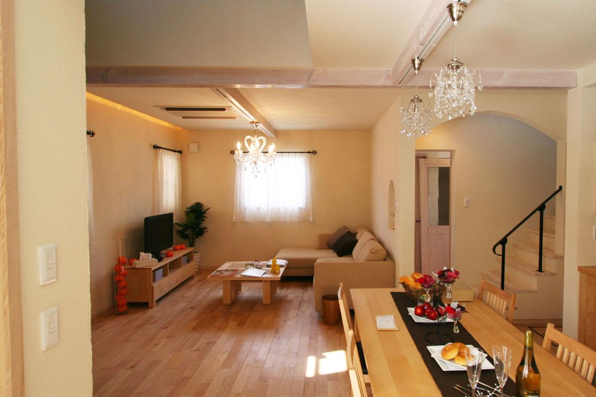 福井のモデルハウス